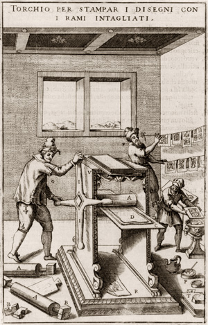 [copperplate press, 1607]